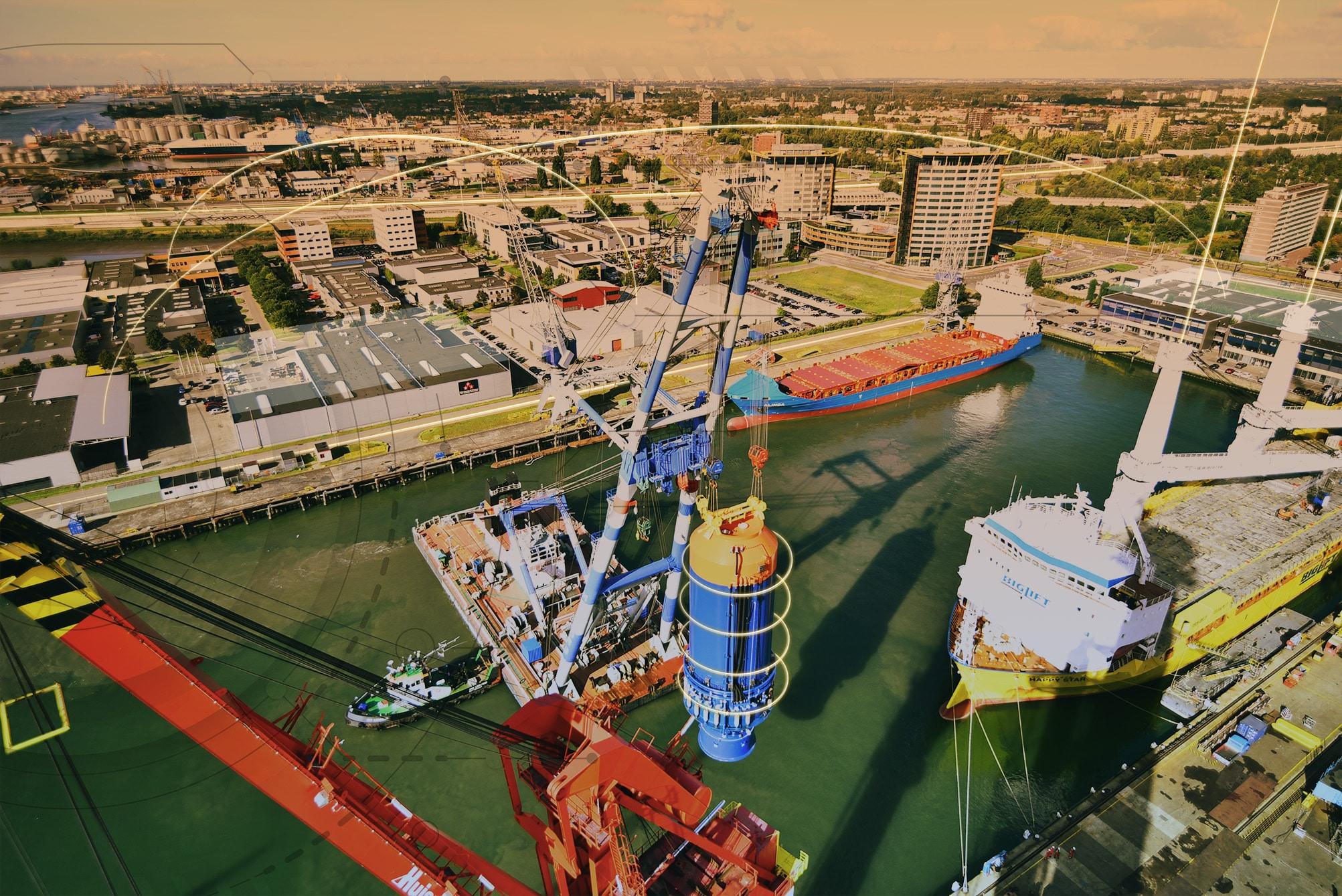 Port of Schiedam